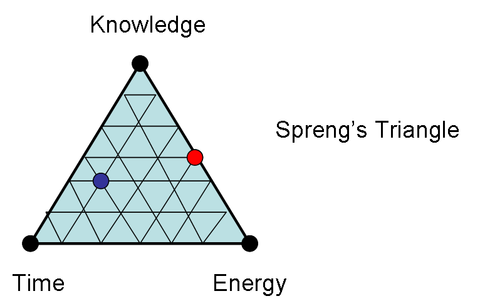 Spreng's Triangle